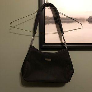 Celite Black Shoulder Bag
